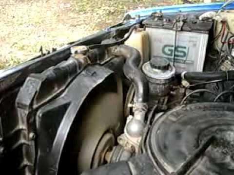 Musics Video Modifikasi Fiat 124 Dengan Mesin Kijang