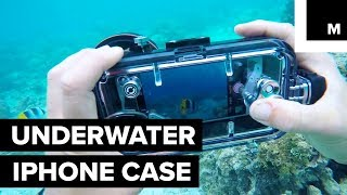 Awesome Phone Case & Underwater case Now you made your video in under water also