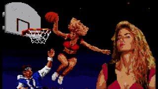 [SNES] Jammit [Women's Basketball Star / Roxy]