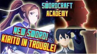 Sword Art Online Alicization EXPLAINED - Episode 7, Swordcraft Academy!