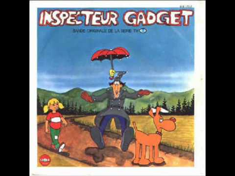 Inspector Gadget Soundtrack - Mad Art in Museum