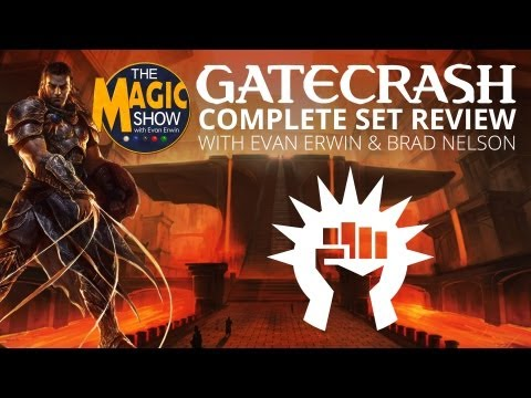 Complete Gatecrash Set Review - Red/Boros
