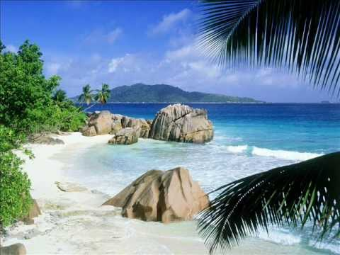 Day at the Beach - Relaxing Nature Sounds of the Ocean (Without Music) - SOOTHING!