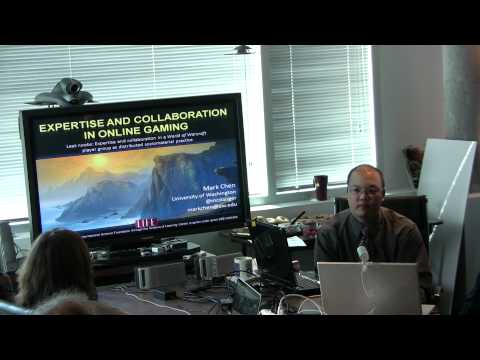 Mark Chen WoW dissertation defense 4/4 Q+A