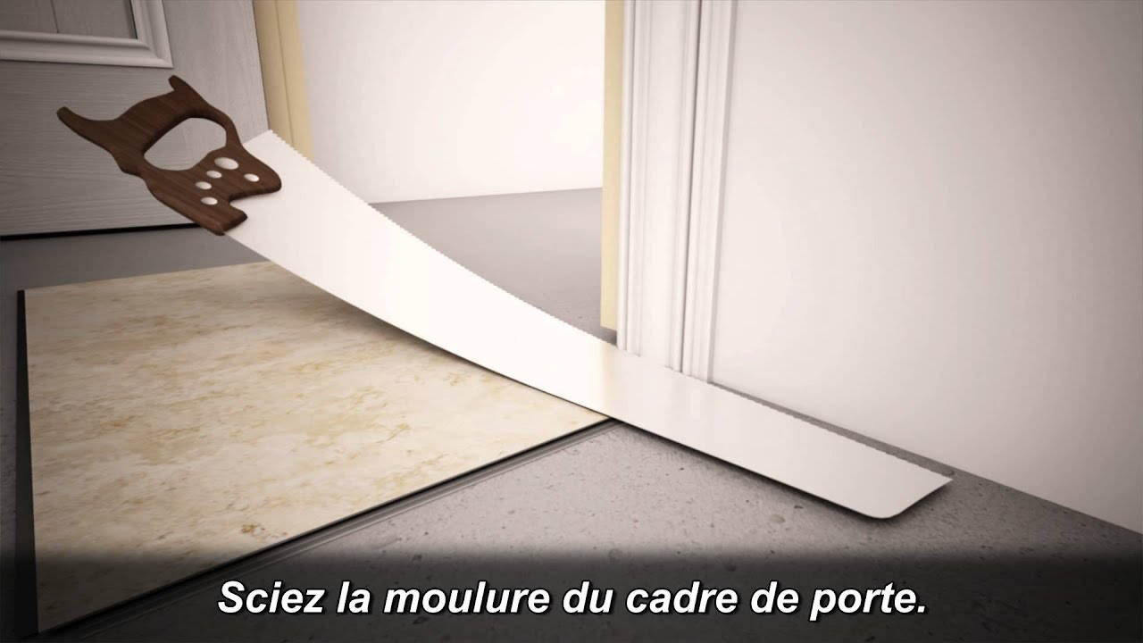 Vid 233 O D Installation Carreaux Vinyle Embo 238 Table Youtube