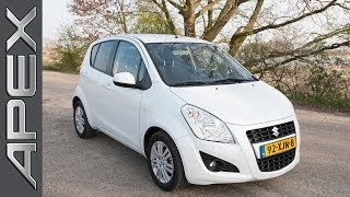 SUZUKI SPLASH 1.0 EXCLUSIVE - Review