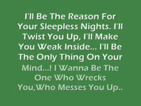 Kristin Chenoweth- Wreck You (lyrics) video