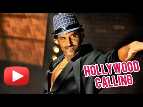 Hrithik Roshan Gears Up For Hollywood Film? | MUST WATCH
