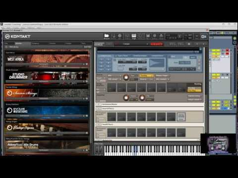 Komplete 8 Kontakt 5 How to slice and Chop your Samples