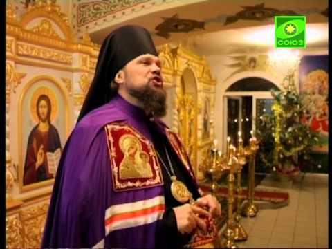 Новогодняя служба в Св.-Стефановском храме Сыктывкара