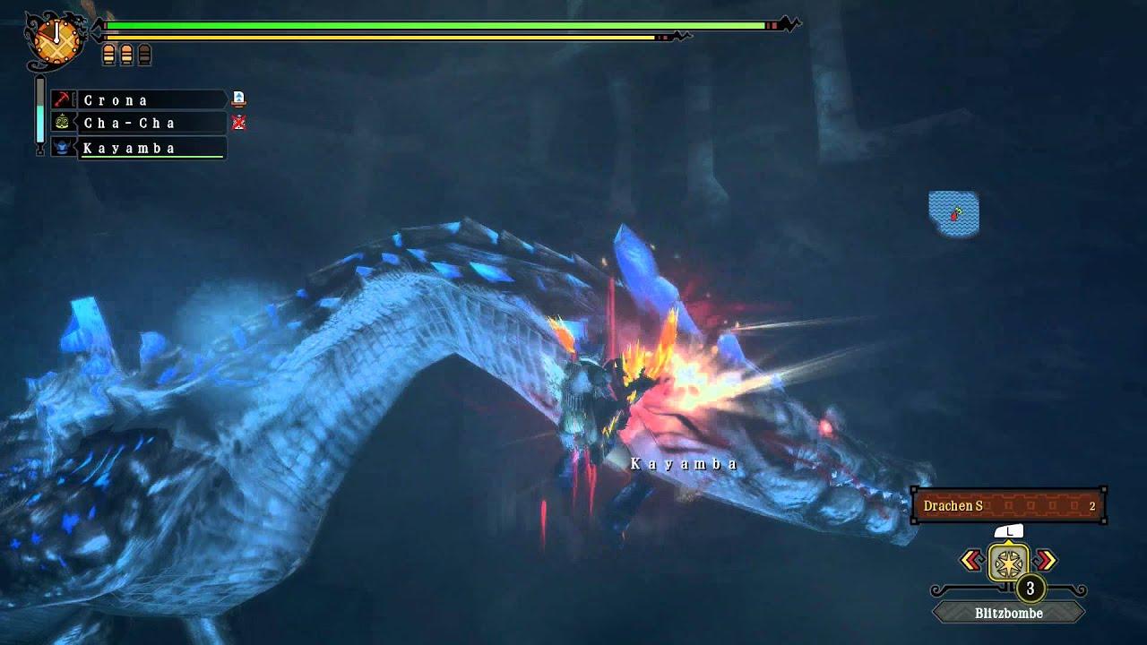 Ivory Lagiacrus - Monster Hunter 3 Ultimate Wiki Guide - IGN