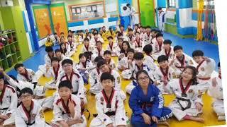 강동구 길동 백호태권도&유아태권스쿨(제70회 자체승급심사/2018.2.24.토)