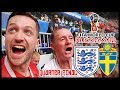 ENGLAND vs SWEDEN! QUARTER FINAL! - RUSSIA WORLD CUP 2018