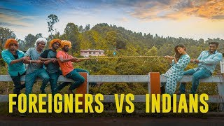 Eruma Saani | FOREIGNERS VS INDIANS
