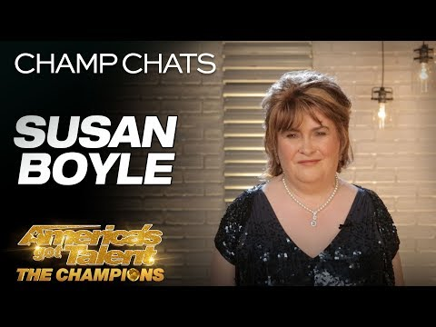 Susan Boyle   an unlikely superstar (subtitled)