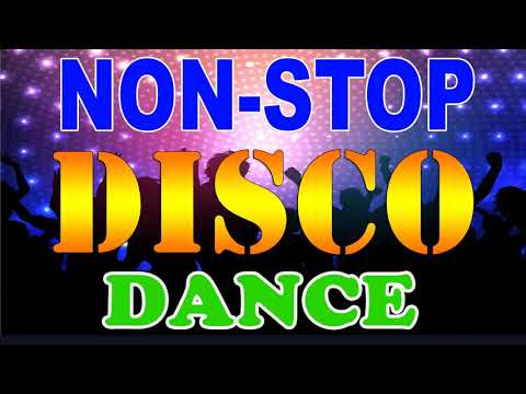 Disco 70's 80's 90's Greatest Hits - Best Disco Dance Of All Time - Nonstop 80s Disco Hits