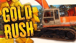 We're GOLD DIGGERS! | Gold Rush: The Game