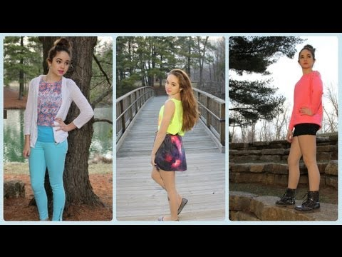 Spring Fashion Outfit Ideas 2013!
