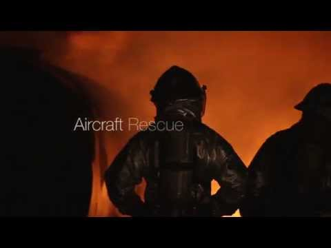 When a Plane Crashes, These Marines Battle the Blaze
