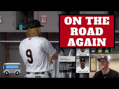 MLB Road To The Show - On The Road Again