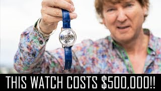 I BOUGHT ANOTHER HALF A MILLION DOLLAR WATCH!
