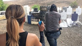 John Wick 3 Weapons Training w/ Keanu Reeves, Halle Berry & Taran Tactical   5.11 Tactical