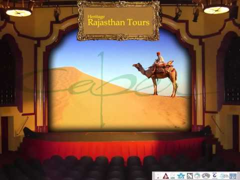 Rajasthan Tourism India - Enjoy Rajasthan Tour Attractions