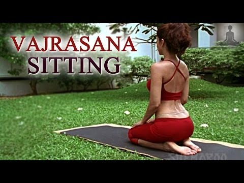 Watch 25-Vajrasana