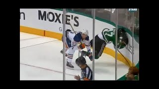Dirty Plays By NHL Superstars