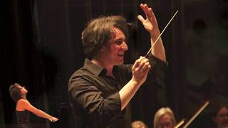 The Conductor - Music in the Schools Series with the Santa Cruz Symphony