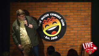 Dan Baines | Live at Hot Water Comedy Club