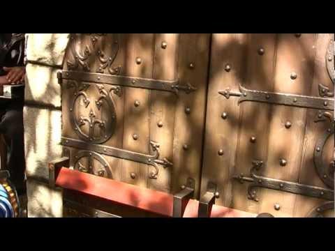 spookhuis Thriller Lemmerman kermis Purmerend 2012.