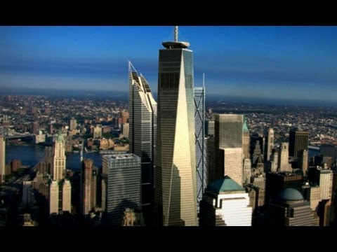 One World Trade Center (One WTC) - Das Richtfest