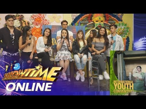 It's Showtime Online: Adelene Rabulan shares stories through throwback photos