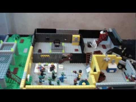 Lego black ops zombies custom map