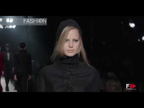 """TOM FORD"" Full Show HD London Fashion Week Fall Winter 2014 2015 by Fashion Channel"