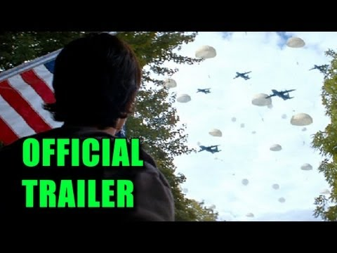 Red Dawn First Clip (2012)
