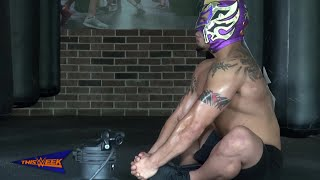 Go behind the scenes of Kalisto's GQ Mexico photoshoot