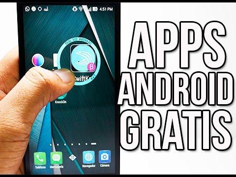 5 Extraordinarias Aplicaciones para Android Gratis 2015