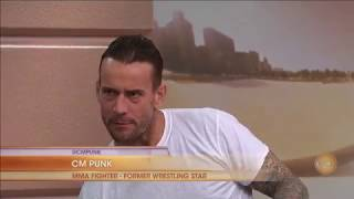 CM Punk on Windy City LIVE - 4/20/2017 (Part 1)