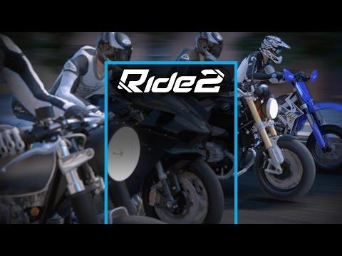 Ride 2 обзор-летсплей крутого мотосимулятора 🏍 Начало карьеры байкера! [1080p60fps] stream
