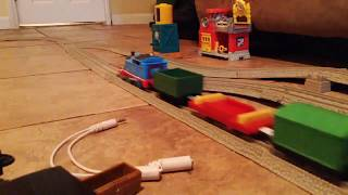 Percy's Chocolate Crunch (US) Trackmaster Remake