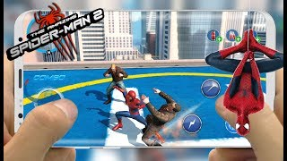 The Amazing Spider Man 2 PARA ANDROID APK MOD + DATOS