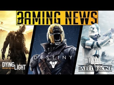 ► GAMING NEWS #4 | Star Wars Battlefront, Destiny Beta, Dying Light Delayed