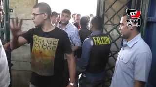 «فالكون» تعود لتأمين بوابات جامعة القاهرة