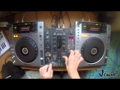 Jenix Twerk mix iDJ competition