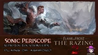Plains of Ashford – Sonic Periscope Audio Logs Location Guide