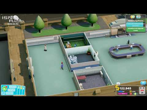 Two Point Hospital -  Mitton University - Teil 1