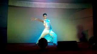 main yahan tu wahan  dance  by kartick das