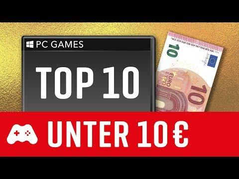 10 tolle PC Spiele unter 10€ ► TOP PC Games